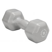 Гантель в виниловой оболочке Body Solid 6,8 кг (15lb)