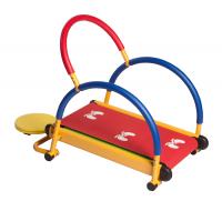 Тренажер детский механический Moove&Fun с диском-твист
