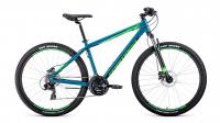 Велосипед  Forward Apache 27,5 3.0 disc (2020)