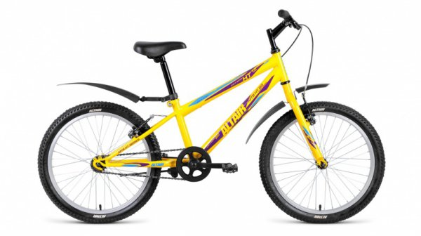 Велосипед Altair MTB HT 20 1.0 (2018)