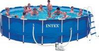 Бассейн каркасный Intex 549х122 см