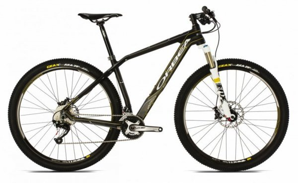 2013 Велосипед Orbea Alma 29 S50