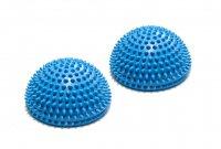 Полусфера  Original Fit.Tools массажно-балансировочная (набор 2 шт) синий