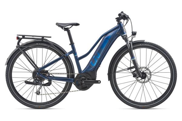 Велосипед LIV Amiti-E+ 3 (2020)