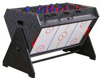 Стол-трансформер Weekend Billiard Company «Vortex 3-in-1» (3 игры: аэрохоккей, футбол, бильярд)