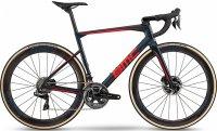 Велосипед BMC Roadmachine RM01 ONE Dura Ace Di2 Blue/Red/Black (2019)