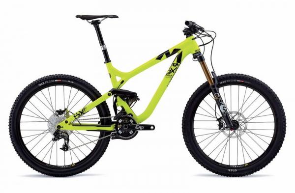 Велосипед Commencal META SX 1 (2013)