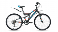 Велосипед Forward Cruncher 1.0 (2016)
