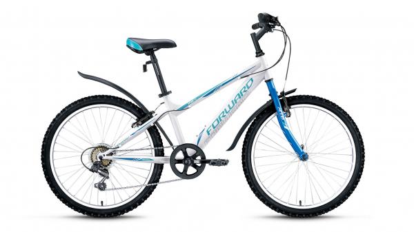 Велосипед Forward Titan 1.0 (2018)