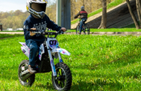 Электро-мотоцикл Hook Dirt 24V