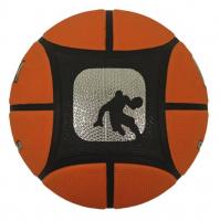 Баскетбольный мяч AND1 Outlaw (orange/black)