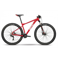 Велосипед BMC MTB Teamelite 03 THREE Red/White/Black Deore Mix (2018)