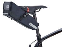 Сумка подседельная Merida Battery Bag, 11*35*12cm, 310гр. Black/Grey