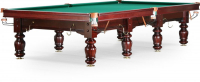 Бильярдный стол для русского бильярда Weekend Billiard Company «Classic II» 12 ф (махагон)