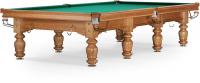 Бильярдный стол для русского бильярда Weekend Billiard Company «Classic II» 12 ф (ясень)