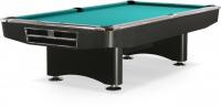 """Бильярдный стол для пула Weekend Billiard Company """"Competition"""" 9 ф (матово-чёрный)"""