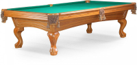 "Бильярдный стол для пула Weekend Billiard Company ""Hilton"" 8 ф (ясень)"