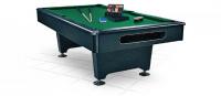 """Бильярдный стол для пула Weekend Billiard Company """"Eliminator"""" 8 ф (черный)"""