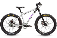 """Велосипед Early Rider Trail 20"""" Black/Brushed Al (2019)"""