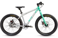 """Велосипед Early Rider Trail 20"""" Hardtail Cyan/Brushed Al (2019)"""