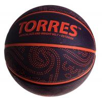 Мяч баскетбольный TORRES TT