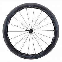 Колесо переднее Zipp Carbon Clincher 18 spokes Black