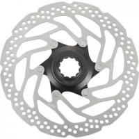 Тормозной диск Shimano XT RT20, 180 мм, C.Lock, только для пластиковых колодок, ESMRT20M