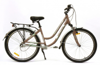 Велосипед Alpine Bike Shaft Drive 30L