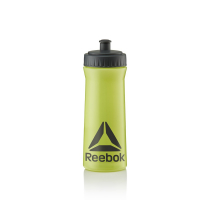 Бутылка для тренировок Reebok 500 ml. Зеленый-черный