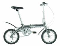 Велосипед Dahon Dove Uno Quick Silver (2017)