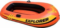 Лодка надувная двухместная Intex EXPLORER
