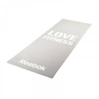 Фитнес-мат тонкий Reebok Love