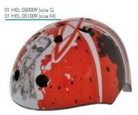 Шлем BELLELLI детский красный
