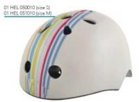 Шлем BELLELLI детский белый