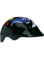 Шлем детский BELLELLI чёрный пират, М (52-57cm)