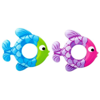 Круг для плавания Intex Рыбка