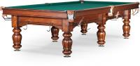 "Бильярдный стол для русского бильярда Weekend Billiard Company ""Classic II"" 10 ф (орех)"