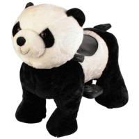Зоомобиль  Joy Automatic Панда Кунг Фу с монетоприемником