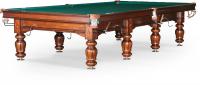 Бильярдный стол для русского бильярда Weekend Billiard Company «Classic II» 12 ф (орех)