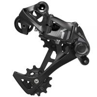 Задний переключатель SRAM X1 DH Type 2.1, 11 скоростей, черный, алюминий