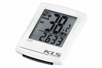 KELLYS Велокомпьютер RIDE, 16 функций: спидометр, трипметр, одометр, общая дистанция (ODO1 +ODO2), время в поездке, макс.скорость, часы (12/24), средняя скорость, режим сканирования, сравнение скоростей (+/-), ускорение/торможение, функция сохранения одом