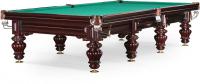 "Бильярдный стол для русского бильярда Weekend Billiard Company ""Turin"" 12 ф (вишня)"