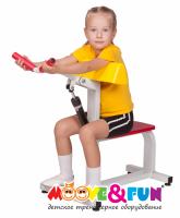 Детский тренажер Moove&Fun Бицепс-трицепс