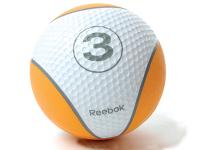 Мяч тренировочный 3 кг Reebok оранжевый