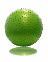 Гимнастический мяч с массажным эффектом Original Fit.Tools 65 см