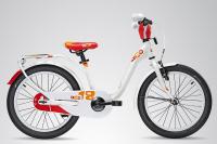 Велосипед SCOOL niXe 18 (2016)