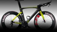 Велосипед Wilier Twin Blade Crono Ultegra Di2 WHRS010 (2016)