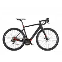 Велосипед Wilier Cento1 Hybrid Ultegra Miche Black/Red (2019)