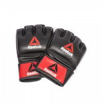Перчатки для MMA Reebok Combat Leather Glove Large