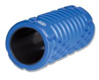 Цилиндр для массажа Pro-tec контурный синий